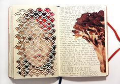MARI IWAHARA :: Sketchbook 2011 http://www.mariiwahara.com/