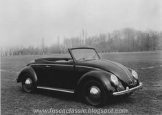 OG | 1949 Volkswagen / VW Hebmüller Typ14A | Probably the first mostly serial…