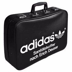 8de4465b61 Five of the best vintage Adidas bags #socceressentials Adidas Pumps, Gym  Bag Essentials,