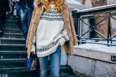 60+ Photos of the Best Street Style from NYFW, Day Five - NYFW Fall 2014 - Racked National