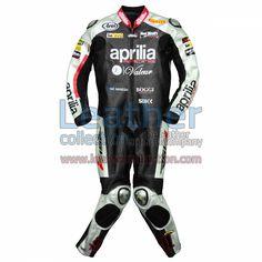 Leon Haslam Aprilia 2015 WSBK Racing Leathers - https://www.leathercollection.com/en-we/leon-haslam-aprilia-2015-wsbk-racing-leathers.html
