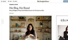 New York Times, No Kidding.