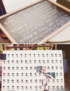 gastenboek met fotoos via greenweddingshoes kate harrison photography (2)