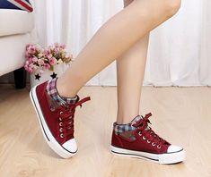 Recién llegado de las mujeres de invierno y el algodón zapatillas zapatillas de dama de zapatos ocasionales de los deportes estudiantes ocio zapatos zapatos para caminar femeninos