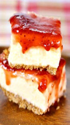 Michael Symon's Cheesecake with a Pretzel Crust  http://abc.go.com/shows/the-chew/recipes/Cheesecake-Pretzel-Crust-Michael-Symon?cid=pinterest_chw