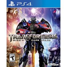 Go Beyond the Movie - For the first time ever, fight your way through both Earth and Cybertron universes in an unforgettable battle to secure the Dark Spark Epic Multiplayer Battles - Play the expanded four-player co-op online escalation mode with new upgradeable defenses and challenging Power Foes