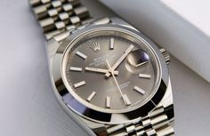 b2cfaba8bf0 Rolex Oyster Perpetual Datejust 41 in Steel – Hands-on Review