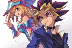 Yugi and DMG