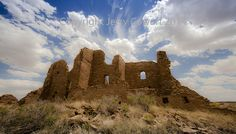 Majestic Blue Sky Over Ancient Pueblo Pintado On Navajo Indian Reservation New Mexico Fine Art Photography Print  Thttp://fineartamerica.com/featured/majestic-blue-sky-over-ancient-pueblo-pintado-on-navajo-indian-reservation-new-mexico-jerry-cowart.html?newartwork=true