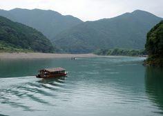 四万十川(高知) Shimanto River, Kochi, Japan
