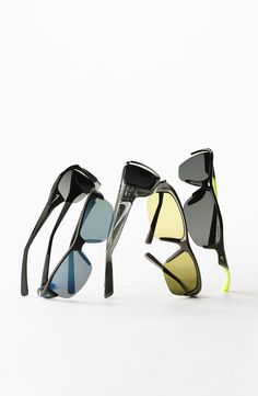 'Run X2' 72mm Sunglasses #PlaySportsShop #freeshipping #playsportshop #fitnessfashion #thenewme #sportclothes