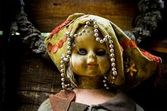 Island of the Dolls-mexico