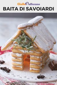 Biscotti Classici Di Natale.Baita Di Savoiardi