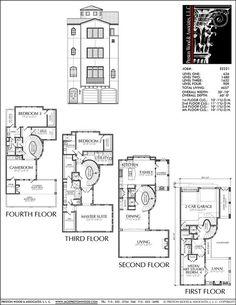 Townhouse Plan E2221