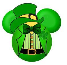 Mickey/St.Patrick....