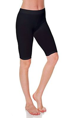 9d713c1d194 Emmalise Womens Capri 17 in Knee Length Seamless Legging   Read more at the  image link