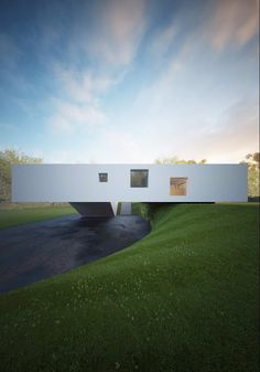Haus Hafner by Hornung and Jacobi Architecture.
