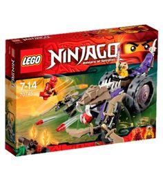 Lego 70745 Anakondrai murskaaja | Karkkainen.com verkkokauppa