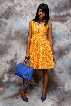 Robe patineuse en wax orange par House of izzi pour Afrikrea. https://www.afrikrea.com/article/robe-patineuse-africaine-robes-tuniques-jaune-pour-elle-wax-tissu-textile/2W4HY8T?utm_content=bufferf079c&utm_medium=social&utm_source=pinterest.com&utm_campaign=buffer