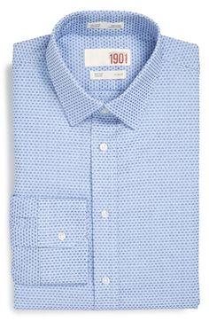 1901 Trim Fit Non-Iron Dress Shirt