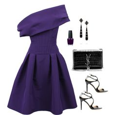 """Vacation Black Tie Affair With Oscar !!!"" by stylesbypdc on Polyvore"