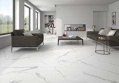 "White Soul Matt. Porcelain 90x90.  ''Architecture with brightness"""