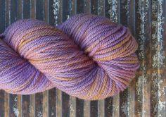 Organic Falklands Merino/Silk Aran BFL/Nylon - Kettle Yarn Co.