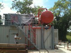 Impianto BioWATT Società Cooperativa Sociale in Tessera (VE) 170 kWe
