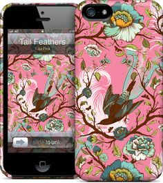 Tail Feathers by Tula Pink- possiblity for the new phone