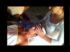 Massaggio viso al Ribes Nigrum Trentino http://www.pinetahotels.it/ - Express exibition del nostro fantastico trattamento esclusiva #vitanova #trentino #wellness
