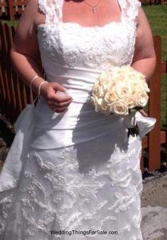 Fab wedding dress