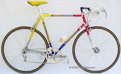 1989 Rossin Ghibli - possibly the prettiest bike ever made.