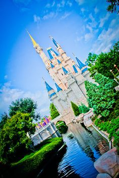 Cinderella Castle ~ Magic Kingdom