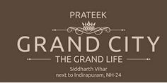 Prateek has come up with another Diamond in the heart of Indirapuram - The Future City of India. Absolutely awesome in look and feel.