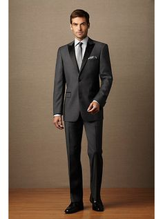 Charcoal Tuxedo. Reaaaaaal nice.