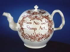 The Stamp Act applied to the colonies a stamp tax on all sorts of paper—from newspapers to legal documents to playing cards—that had been in place in England for more than a century.