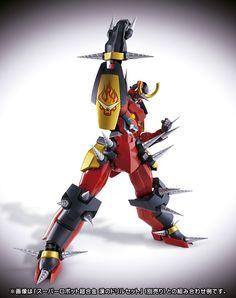 Super Robot Chogokin - Gurren Lagann From