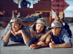 Johnny Knoxville, Chris Pontius, and Steve-O - Jackass Number Two