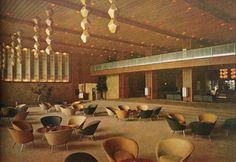 Hotel Okura. 1964