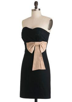 Evening Reservations Dress, #ModCloth