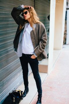Dapper tomboy: a style blog for people breaking barriers of gender biased fashion.