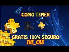 COMO TENER PLUS GRATIS 100% SEGURO PARA PS4