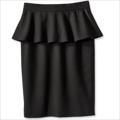 Spring Fashion Trends — Bold Ruffles: Vince Camuto Skirt