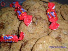 Cookies aux Daims, version TMX