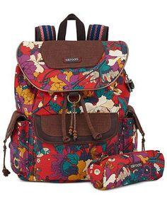 sakroots Flap Backpack - Backpacks - Handbags & Accessories - Macy's