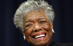 Maya Angelou: 'her autobiographies secure her place in literary history'
