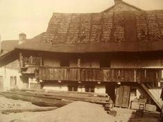 Mlýnská ulice r.1920