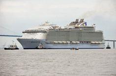 Harmony of the Seas, la nave da Guinness - Repubblica.it