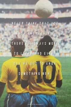 Pele @ Brazil's opening match in the 1970 World Cup Brazil Football Team, World Football, Soccer World, School Football, World Of Sports, Soccer Memes, Soccer Quotes, Sport Quotes, Soccer Boys