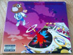 Kanye West - Graduation CD